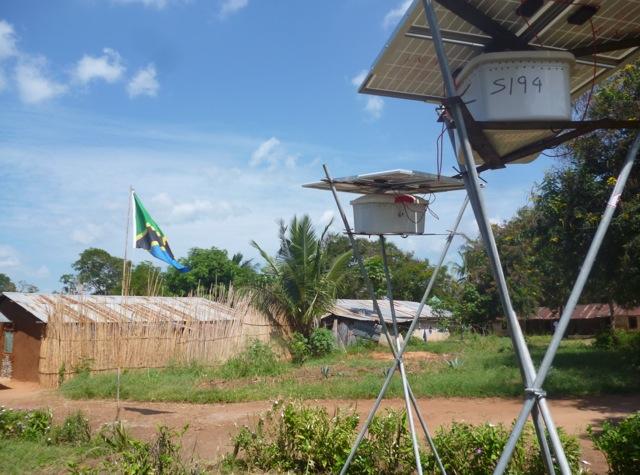 Devergy solar towers