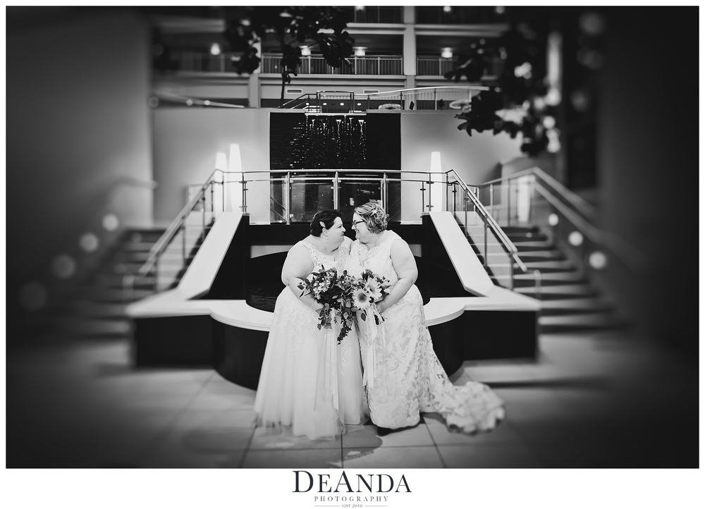 Embassy Suites Chicago Brides