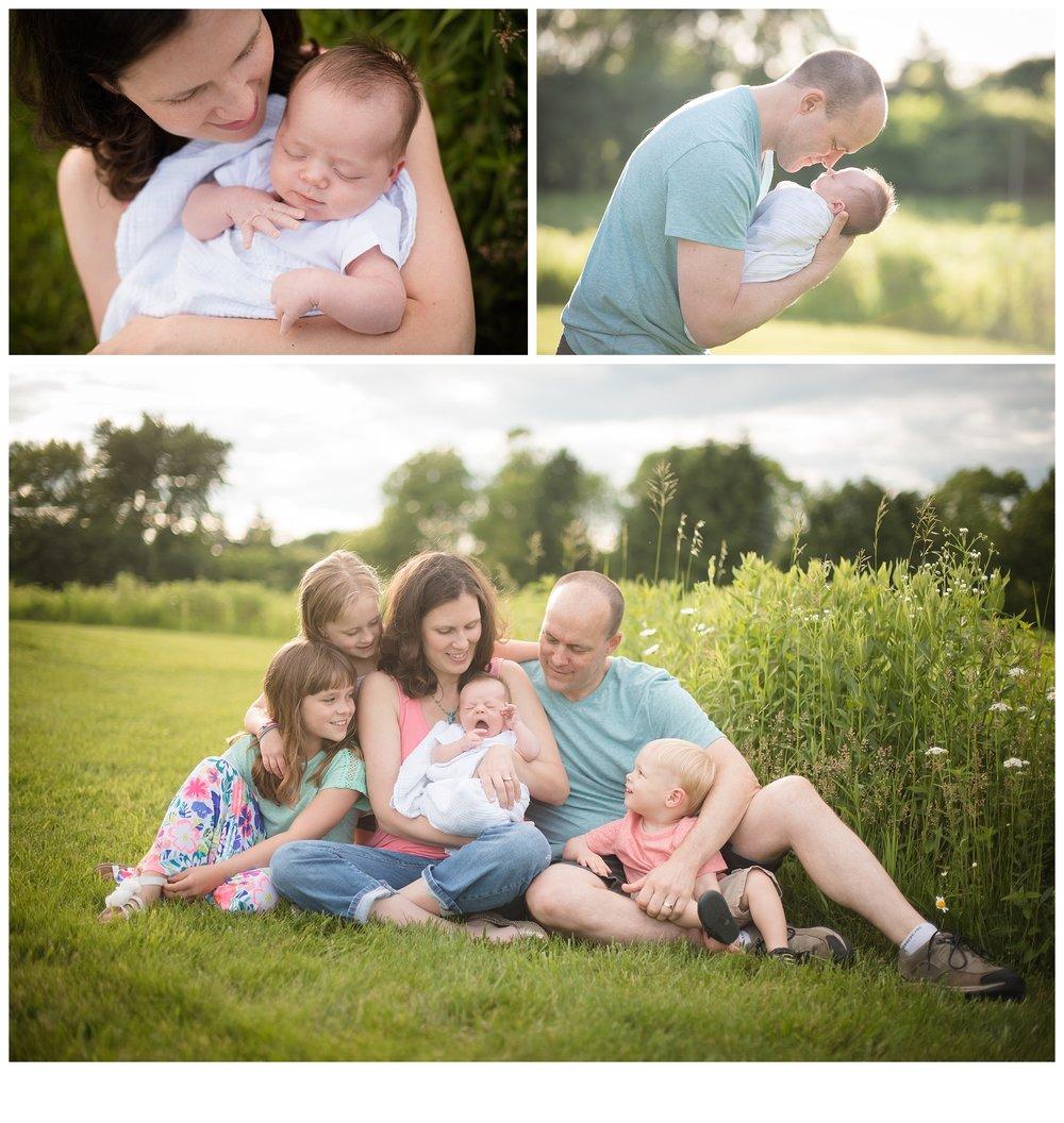 Vehe Barn Family Photos