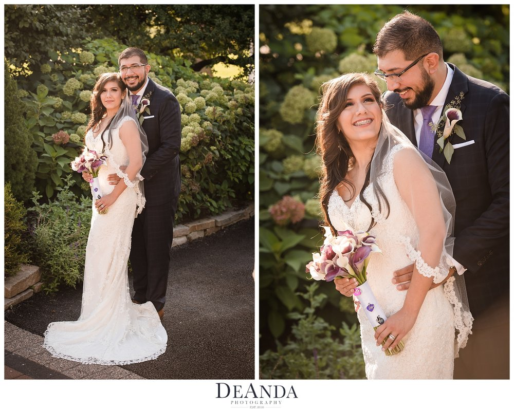 Orland Park Country Club Silver Lake Wedding Photo