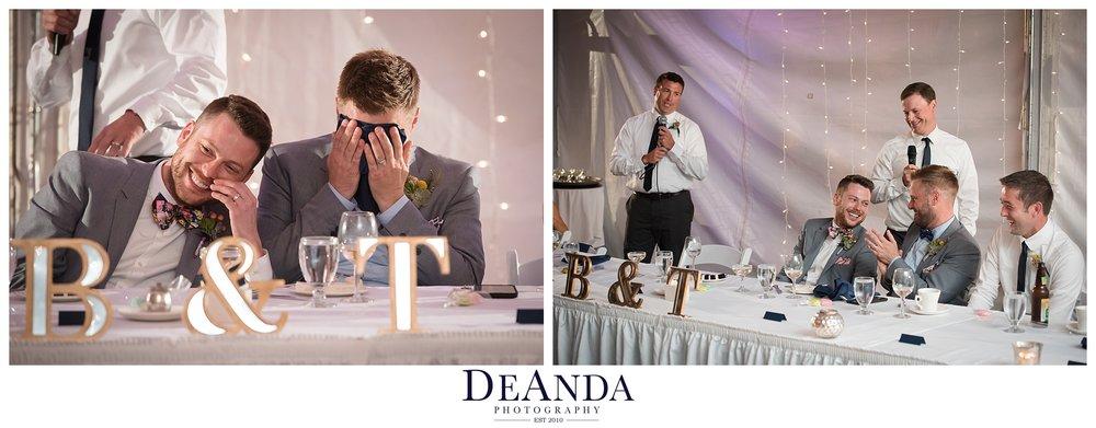 grooms speeches
