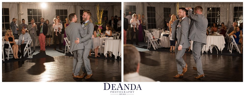 grooms first dance