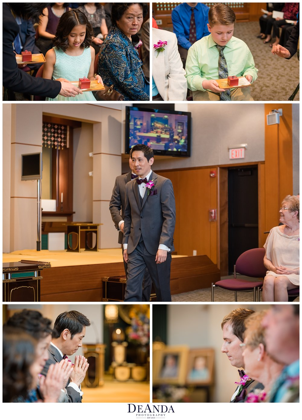 Shinnyo-En Chicago same sex wedding ceremony