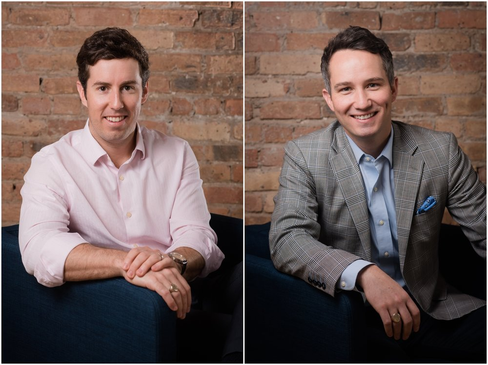 advertising agency head shots chicago