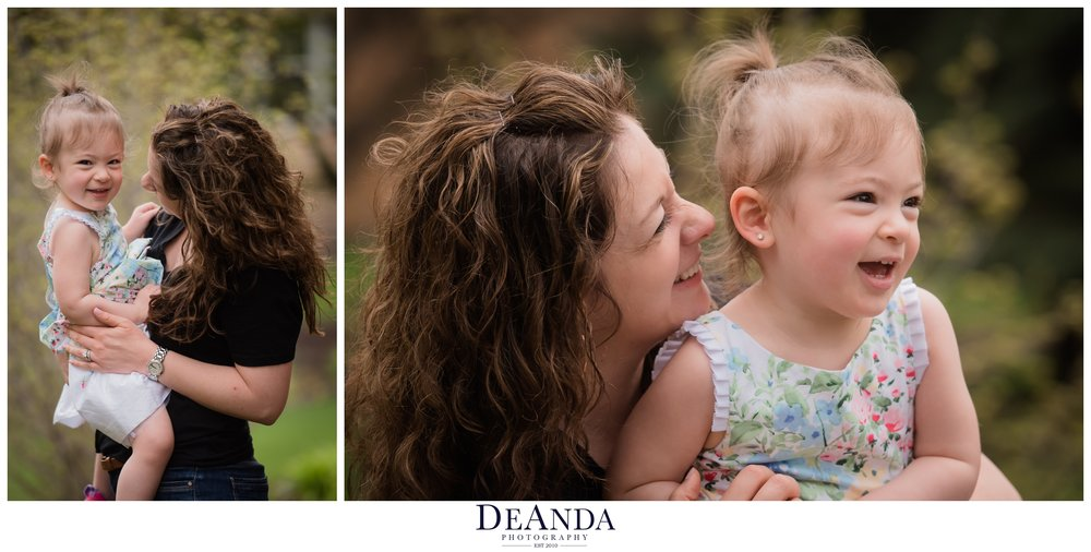 Mommy and me mini photo shoot