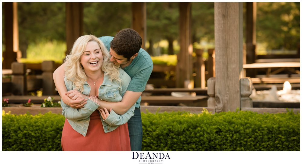 st.james farm engagement picture