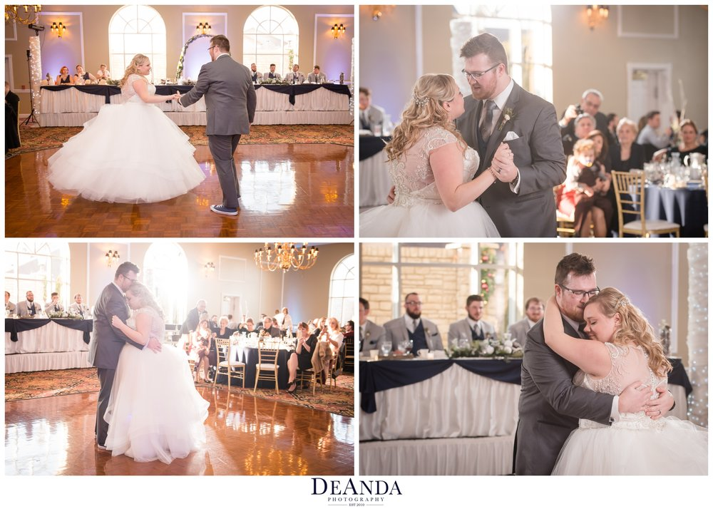 first dance at tuscany falls