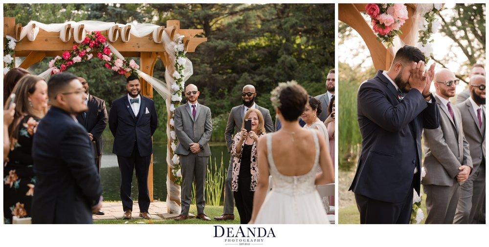 Villa Olivia Summer Wedding