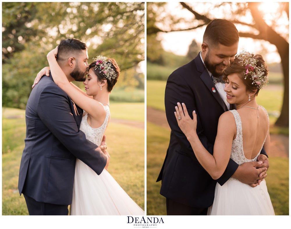 Romantic Villa Olivia Wedding Photos Bartlett