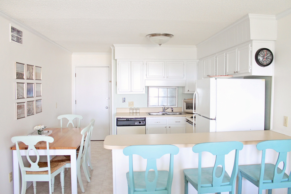 Cool Kitchen Before And After Sea Spray Condo Elizabeth Burns Largest Home Design Picture Inspirations Pitcheantrous