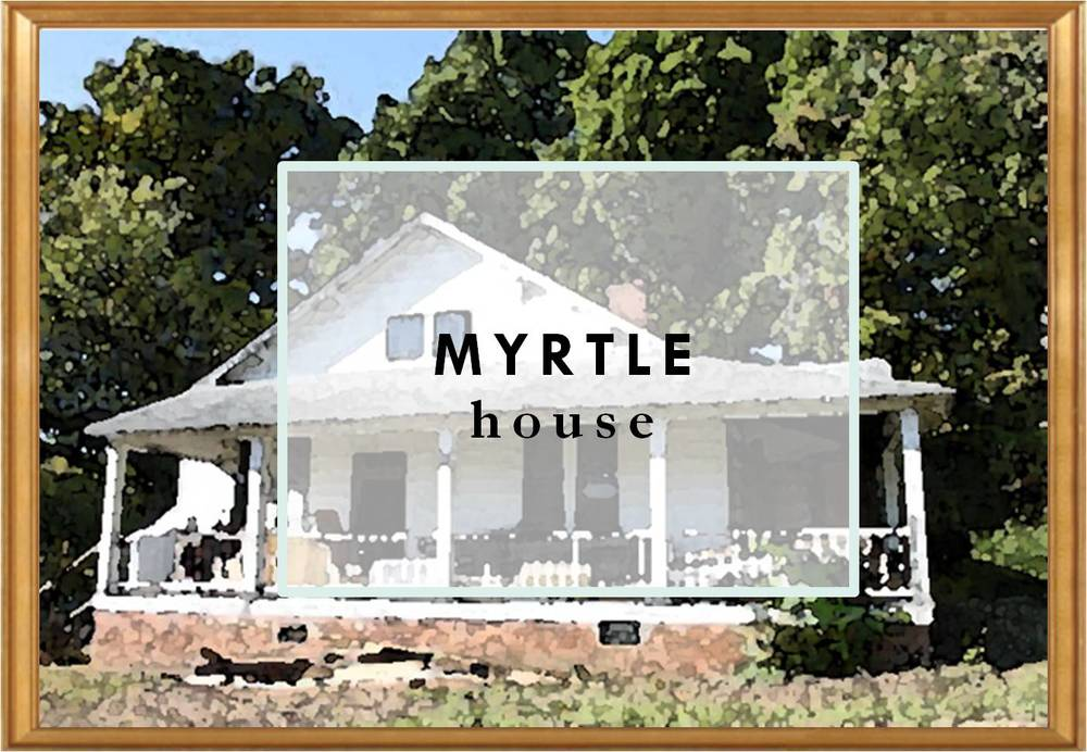 Elizabeth Burns Design | Myrtle House NC
