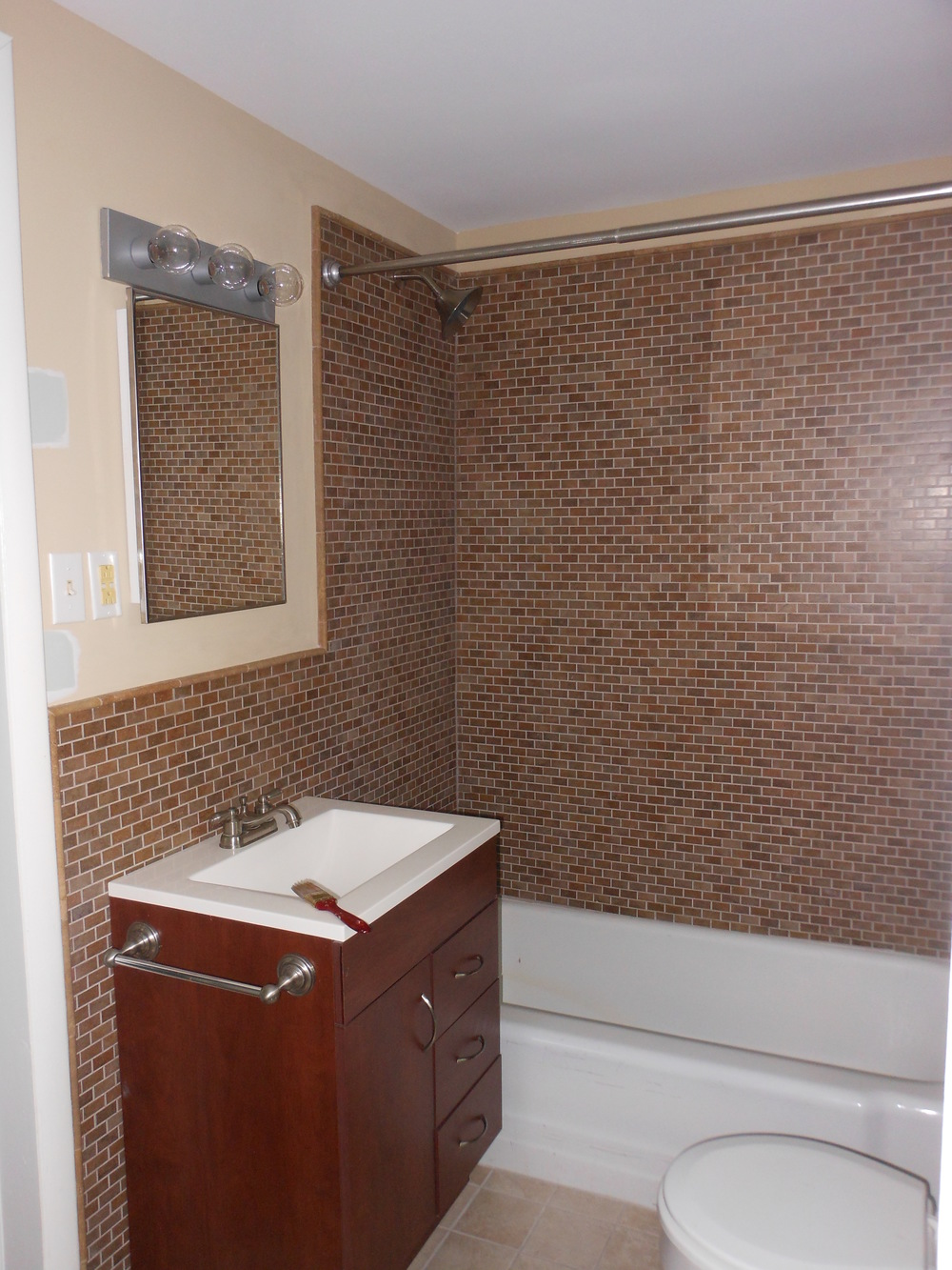 Raleigh Real Estate Before - Bathroom photos