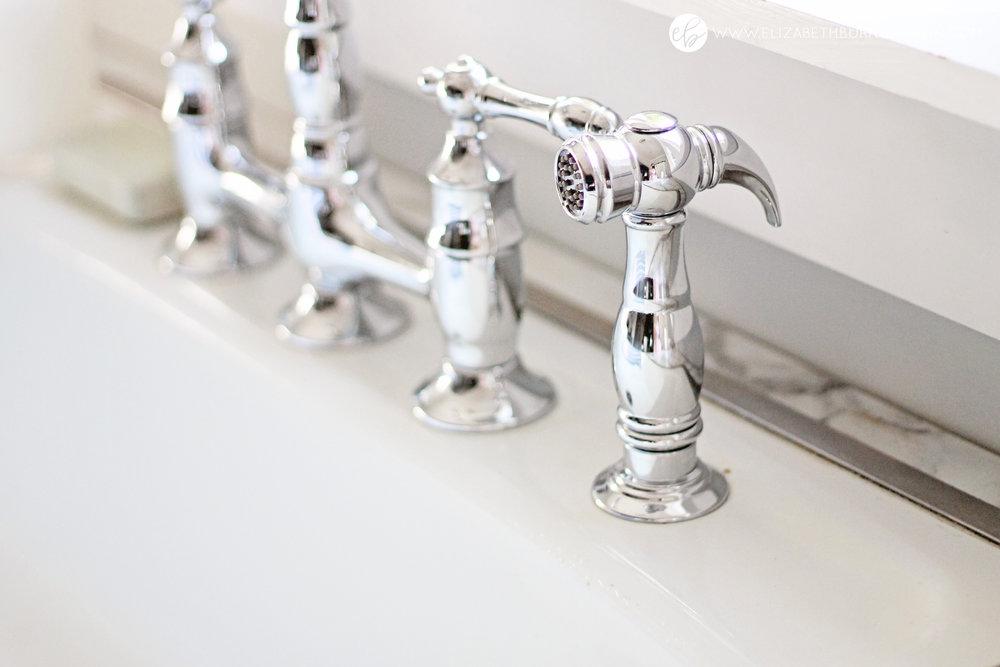 Our Free Kitchen Sink U2014 Elizabeth Burns Design, Raleigh NC Interior Designer