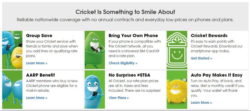 Elizabeth Burns Design | Cricket Wireless, Affordable Cell Phone Plans, Cricket Review