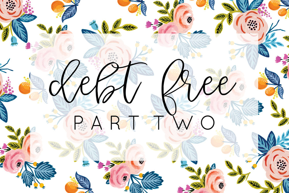 Elizabeth Burns Design   How we became debt free and own our home outright