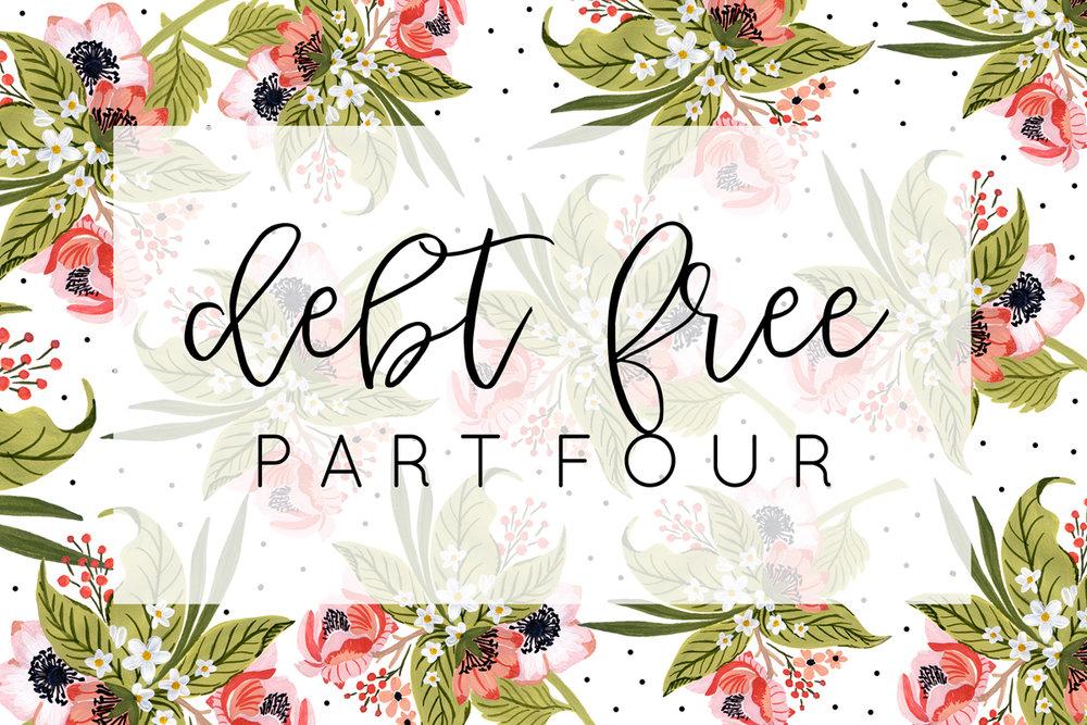 Elizabeth Burns Design | Our debt free story