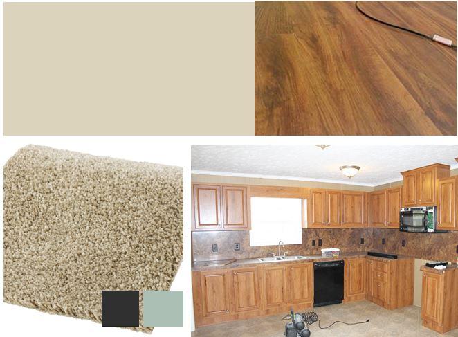 Affordable Flip House Design Board