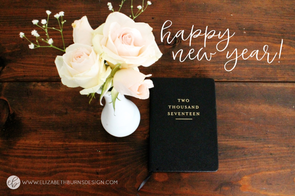 Elizabeth Burns Design | Happy New Year