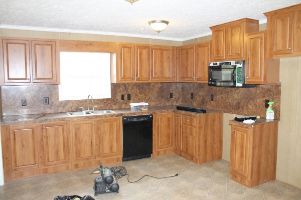 Elizabeth Burns Design | How to Flip Houses - kitchen before