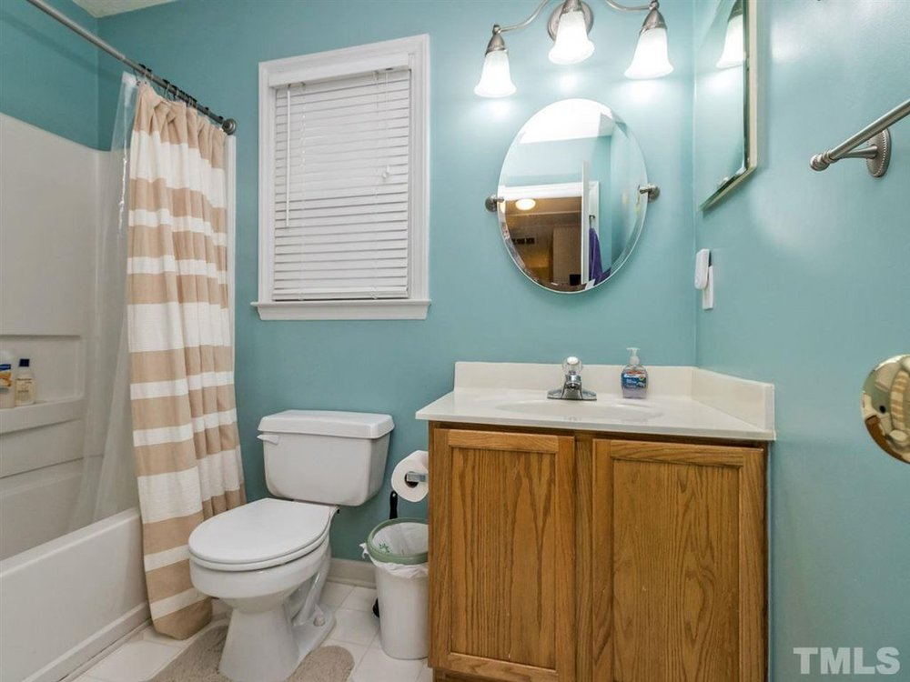 Raleigh Interior Designer - Updating a 90s Builder Grade House on a Budget 16