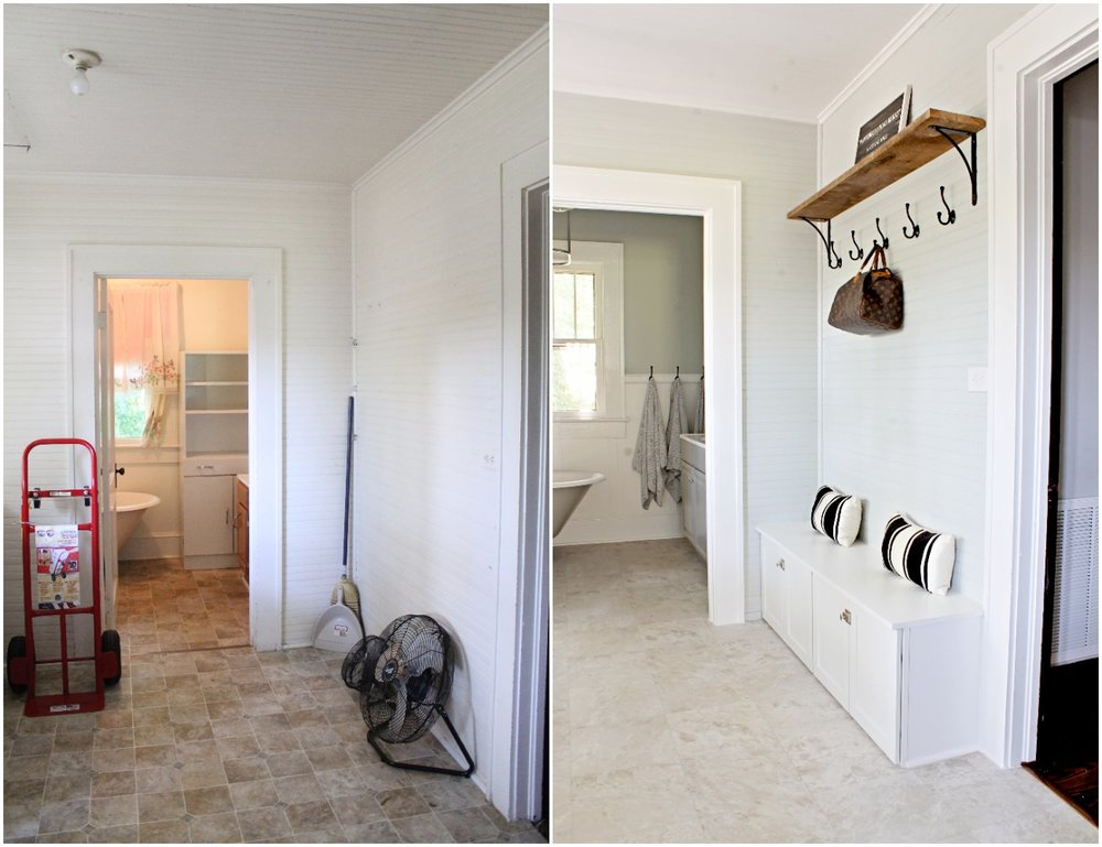 House Flipping Before and Afters - DIY BUDGET LAUNDRY ROOM MUD ROOM IDEAS.jpg