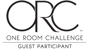 Elizabeth Burns Design | One Room Challenge - Week 1