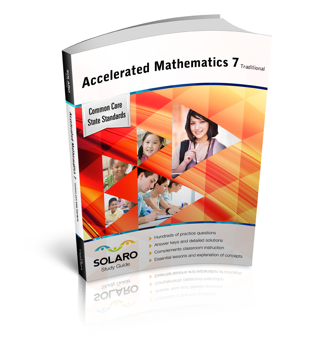 Common Core Accelerated Mathematics 7 Traditional Solarocom