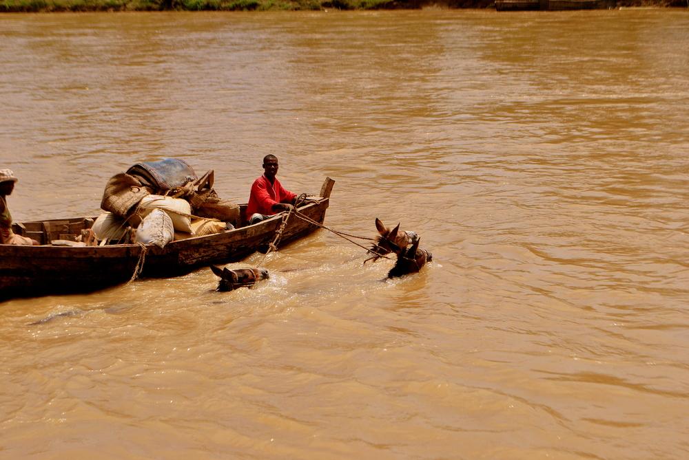 Artibonite River, Haiti