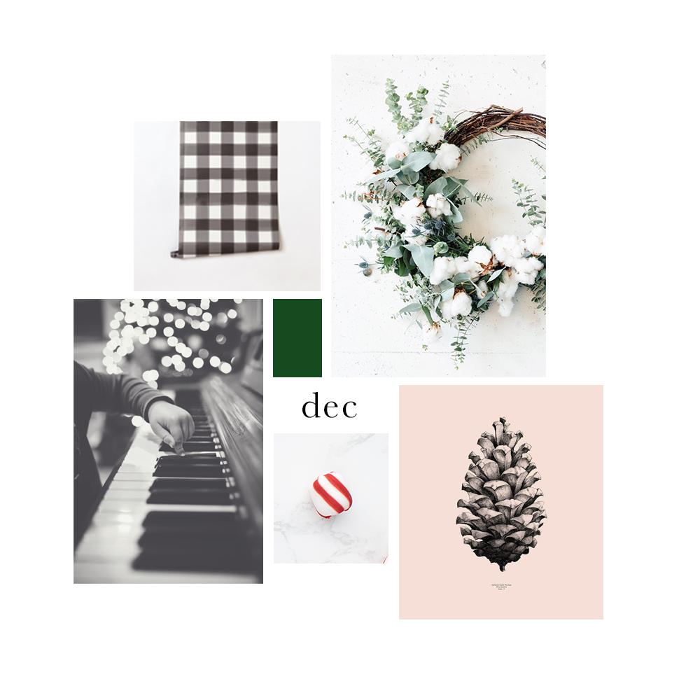 Laura Kathryn Creative_December Moodboard