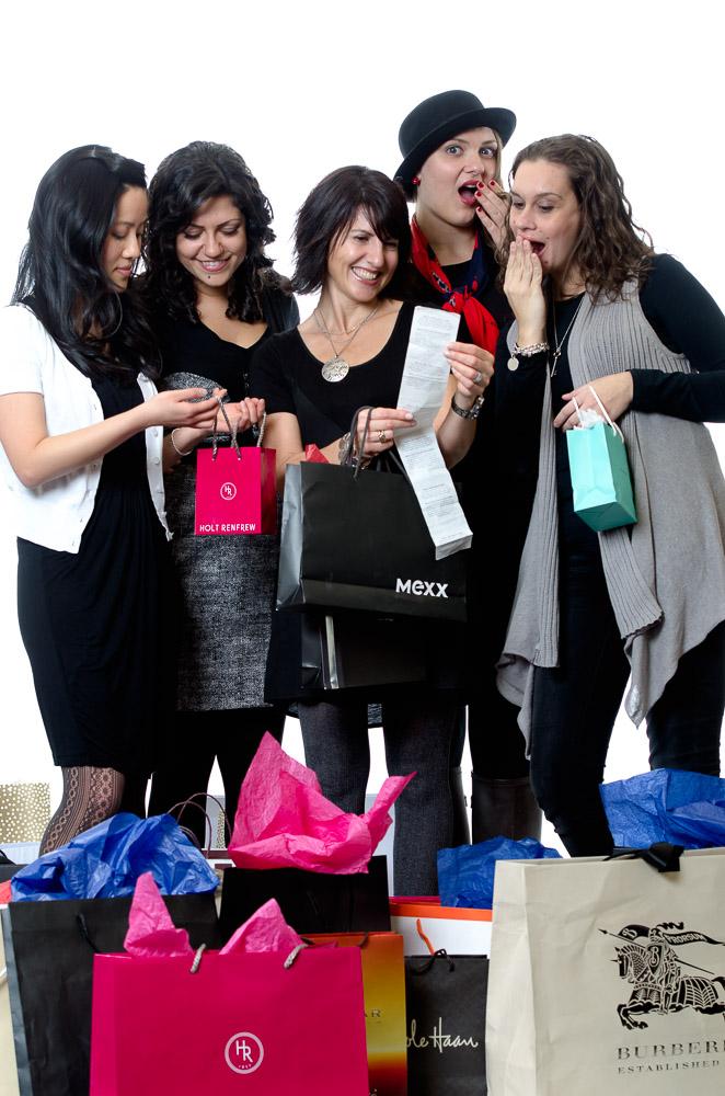 Shopaholics