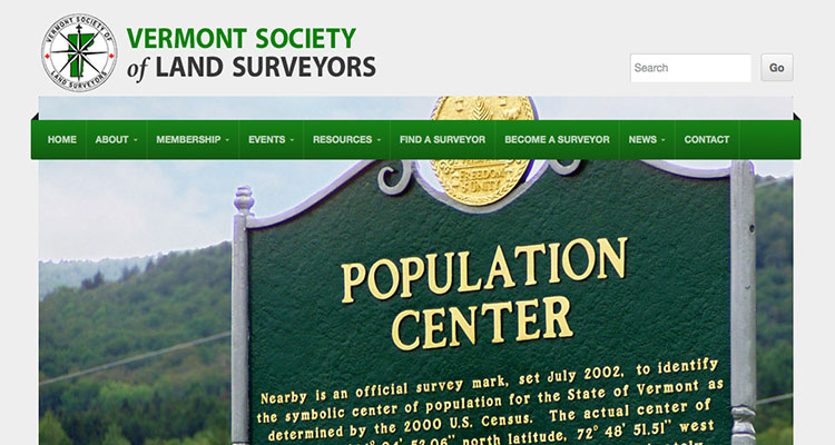 Vermont Society of Land Surveyors