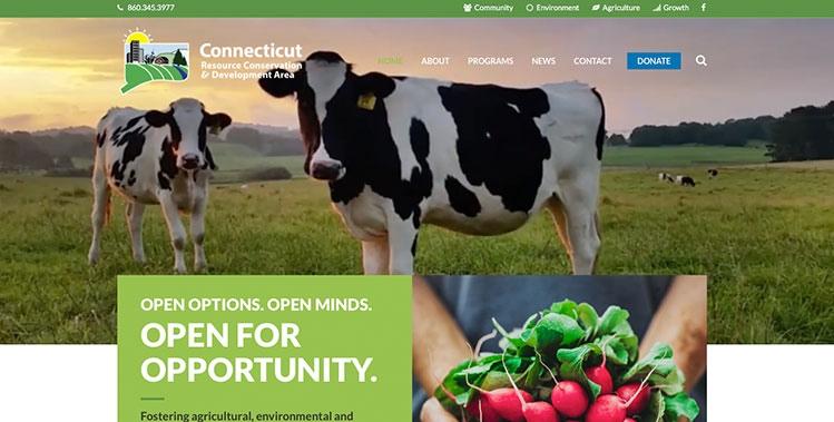 Connecticut Resource Conservation & Development Area Website