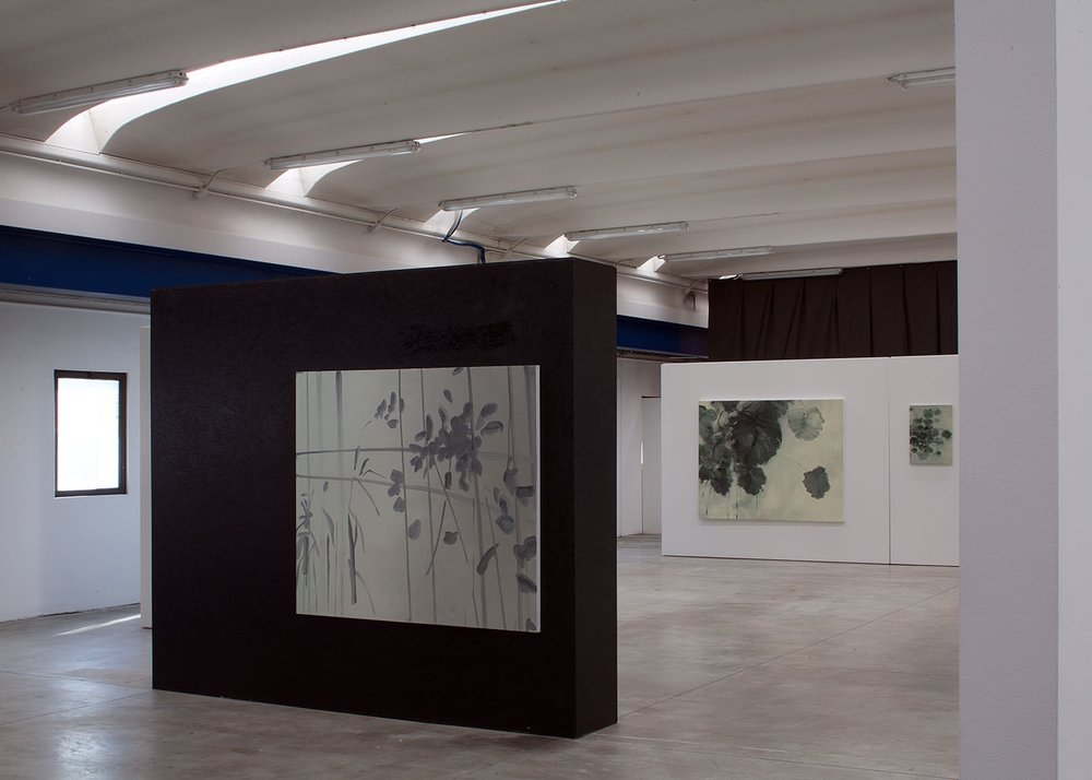 Rudy Cremonini, grip, 2016, oil on canvas160x190cm.jpg
