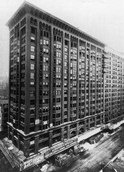 South half (Holabird & Roche, 1893)