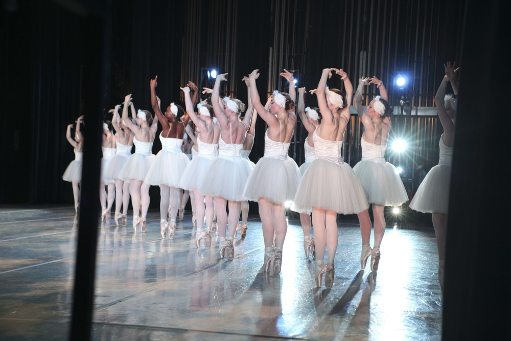 swanlake © The George Balanchine Trust