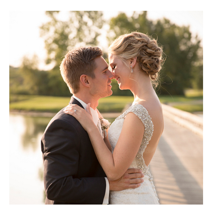 Madi & Jordan's Mt. Brighton Golf Club Wedding