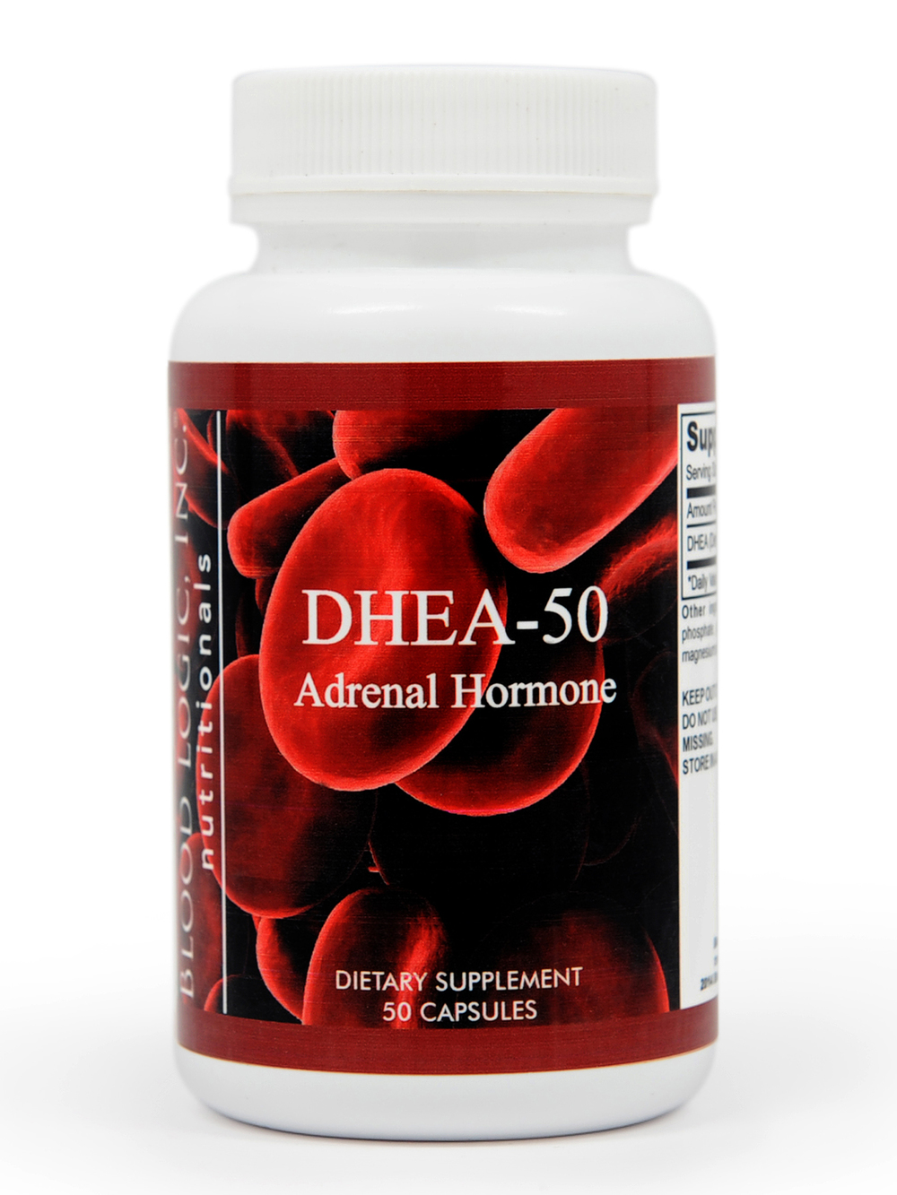 THIS PRODUCT IS CALLED DHEA-25 (AND NOT DHEA-50)