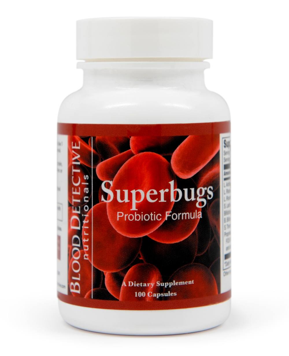 THIS PRODUCT IS NOW CALLED DTOX SUPERBUGS COLONIZE SI