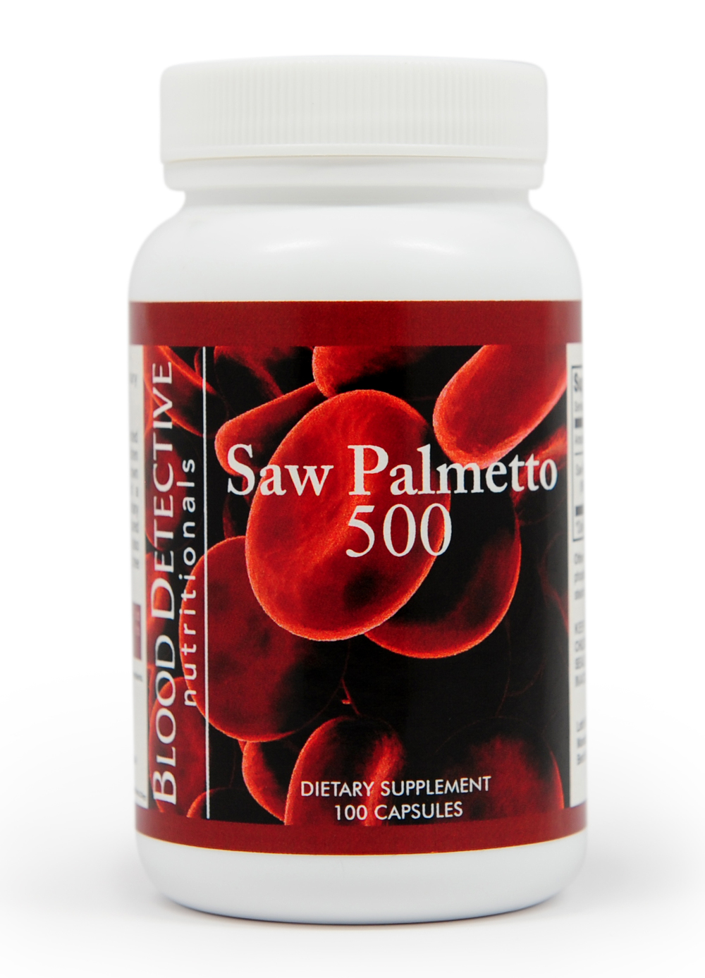 THIS PRODUCT NOW CALLED SAW PALMETTO SYNERGY