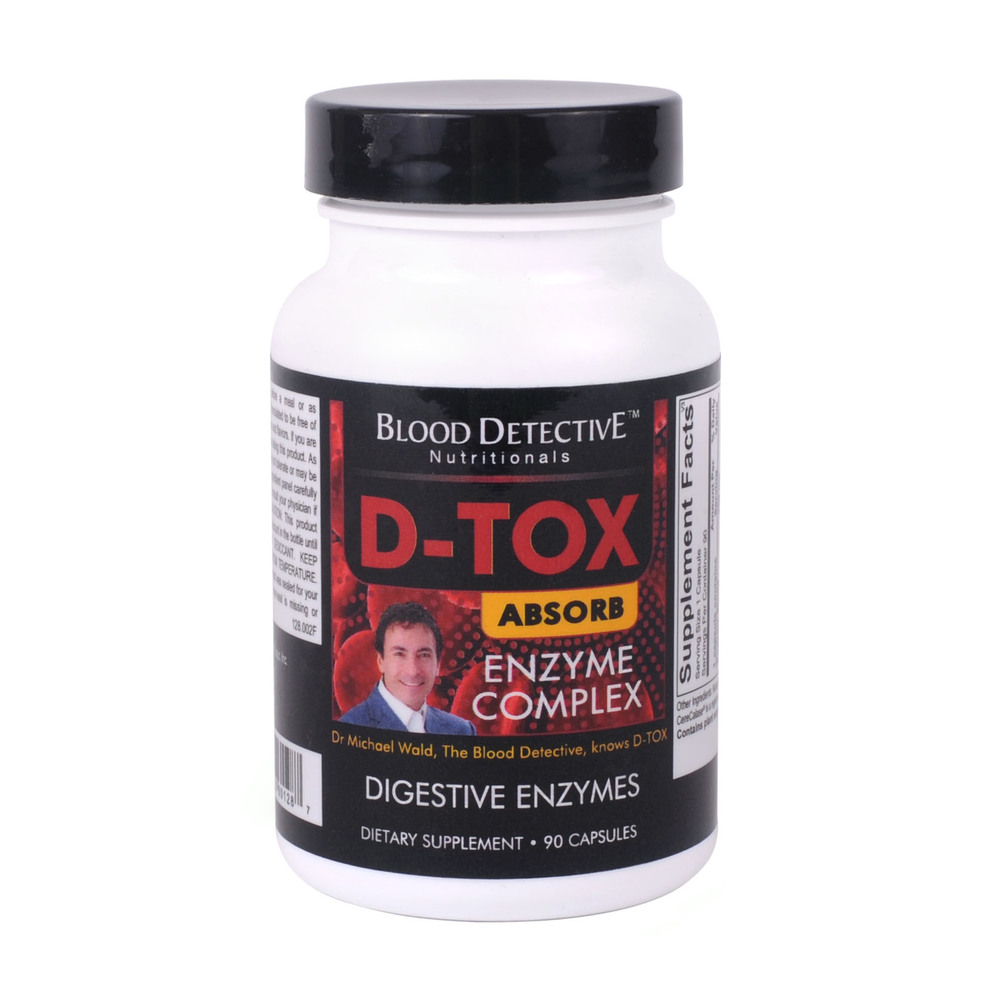 dtox absorb enzyme complex
