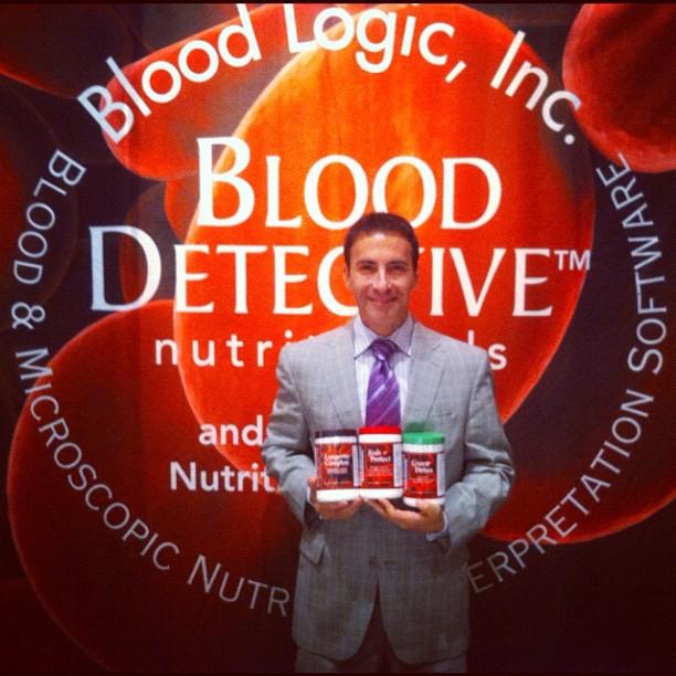 Blood detective 101