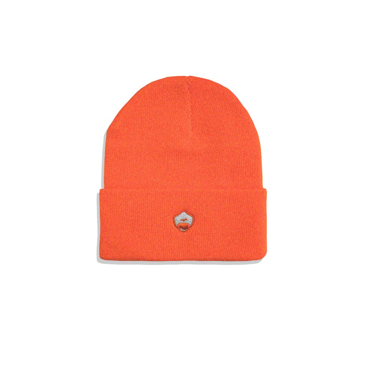 8b5beaba599 Workman Cuff Beanie Orange — MIGHTYKILLERS®