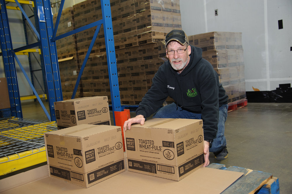 Ken Ryan, Food Bank of the Southern Tier