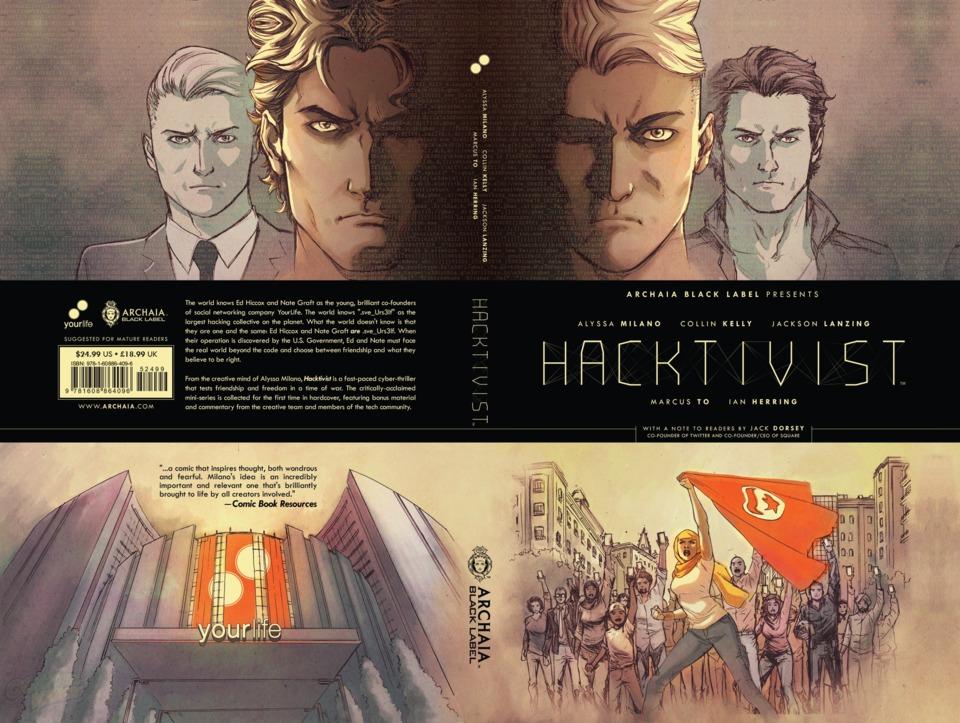 HACKTIVIST: Volume 1