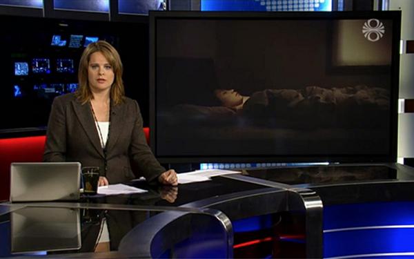 2012, Iceland, Rúv TV
