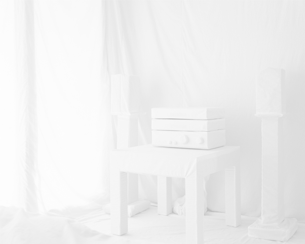 XO Pale White 2, 2010, photograph, 40 x 50 in
