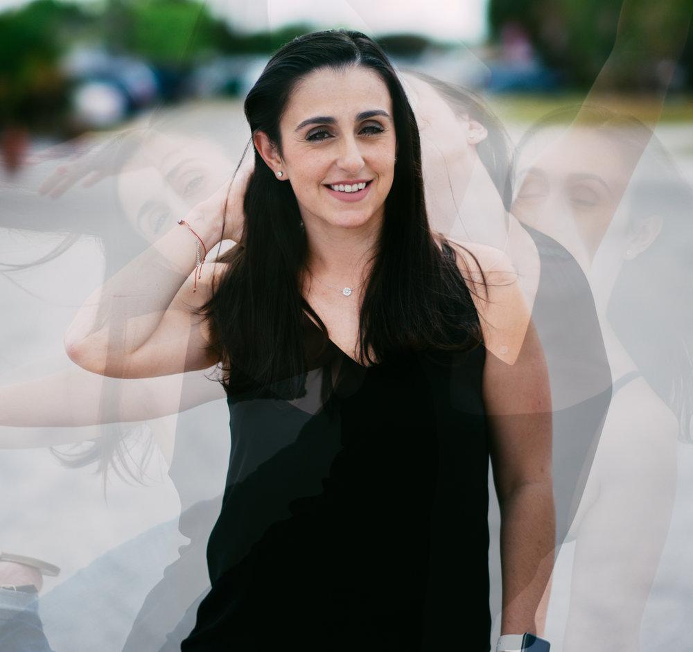 Priscilla Cañizares STUDIO MANAGER