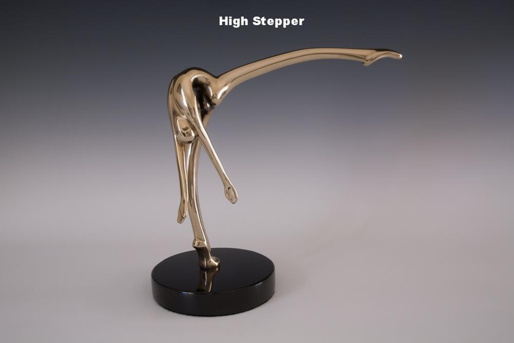 HIGH STEPPER