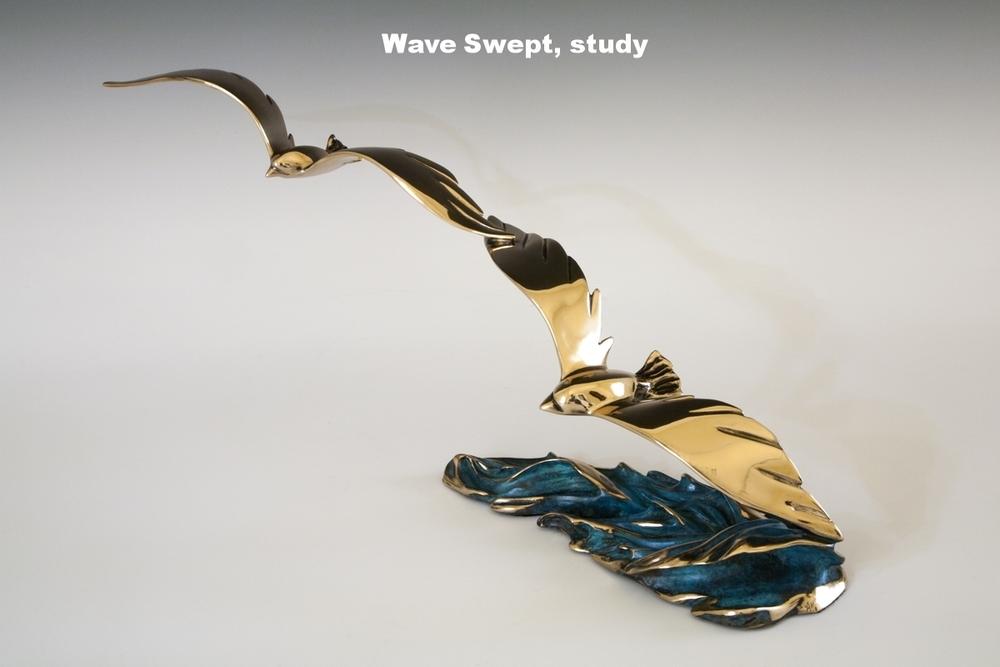 Wave Swept (study)