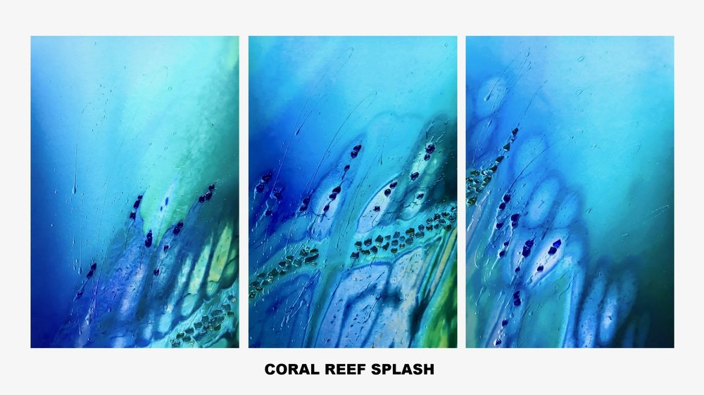 Coral Reef Splash